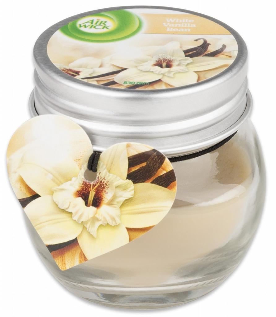 Airwick svíčka vanilkový lusk 30 g