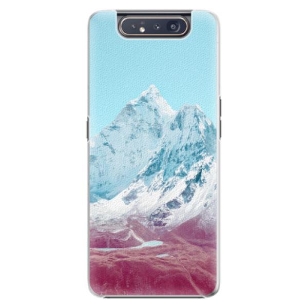 Plastové pouzdro iSaprio - Highest Mountains 01 - Samsung Galaxy A80