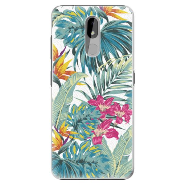 Plastové pouzdro iSaprio - Tropical White 03 - Nokia 3.2