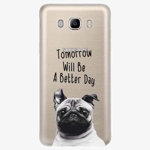 Plastový kryt iSaprio - Better Day 01 - Samsung Galaxy J7 2016