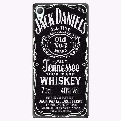 Plastový kryt iSaprio - Jack Daniels - Sony Xperia Z3+ / Z4