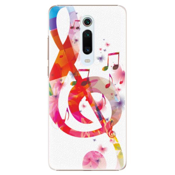 Plastové pouzdro iSaprio - Love Music - Xiaomi Mi 9T Pro