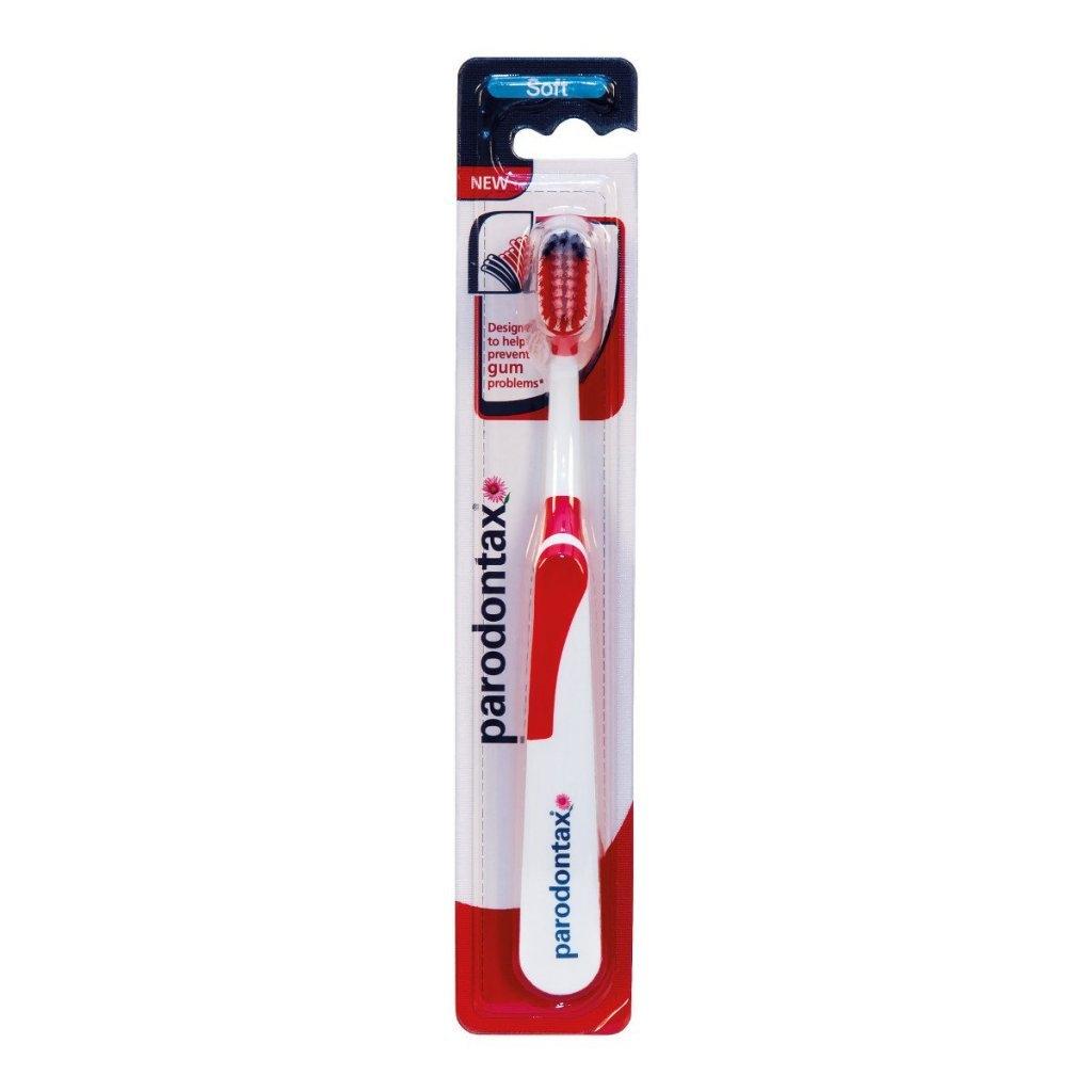 Soft zubní kartáček měkký