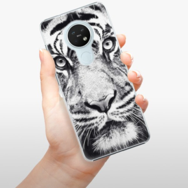 Plastové pouzdro iSaprio - Tiger Face - Nokia 7.2