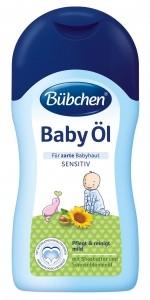 Bübchen Ochranný olejíček ultra sensitiv 200 ml