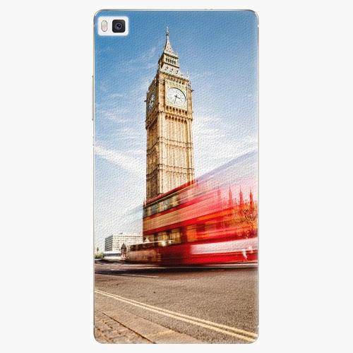 Plastový kryt iSaprio - London 01 - Huawei Ascend P8