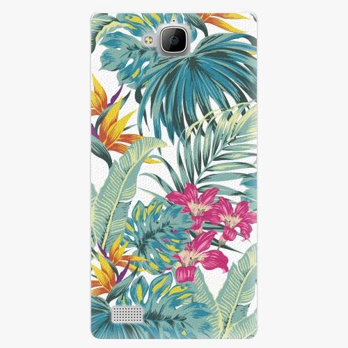 Plastový kryt iSaprio - Tropical White 03 - Huawei Honor 3C
