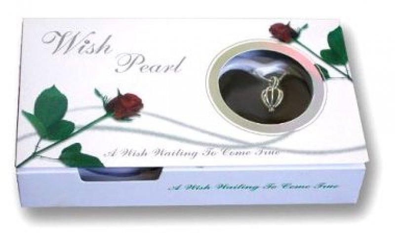 Perla přání - v - bílé krabičce