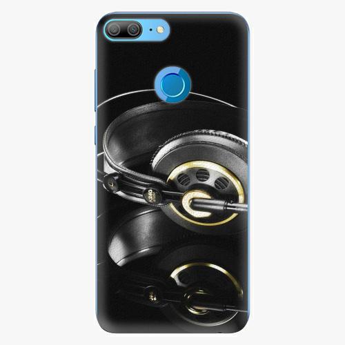 Plastový kryt iSaprio - Headphones 02 - Huawei Honor 9 Lite