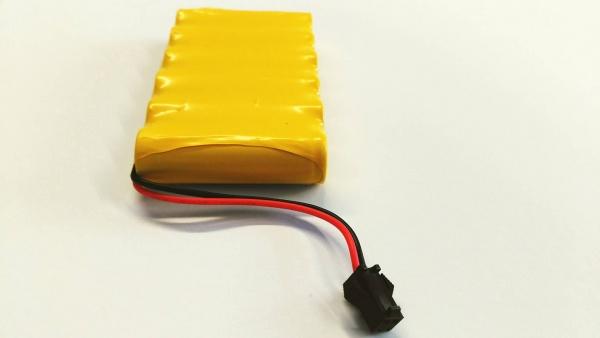 Akumulátor pro Steep crawler a Rock rover 2000 mAh 7,2V Nimh