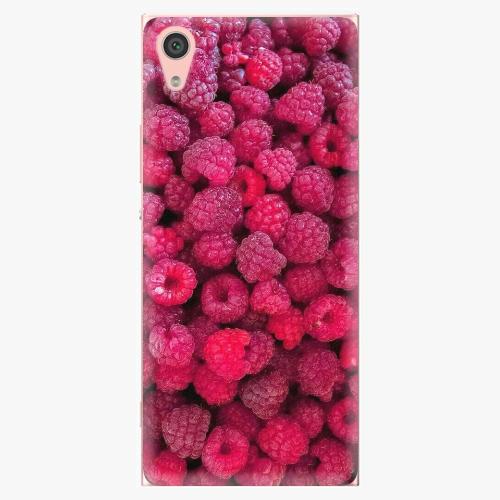 Plastový kryt iSaprio - Rasberry - Sony Xperia XA1
