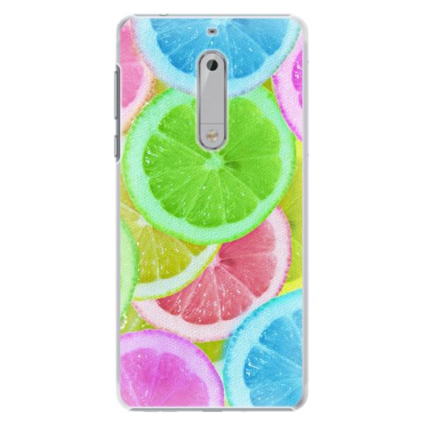 Plastové pouzdro iSaprio - Lemon 02 - Nokia 5