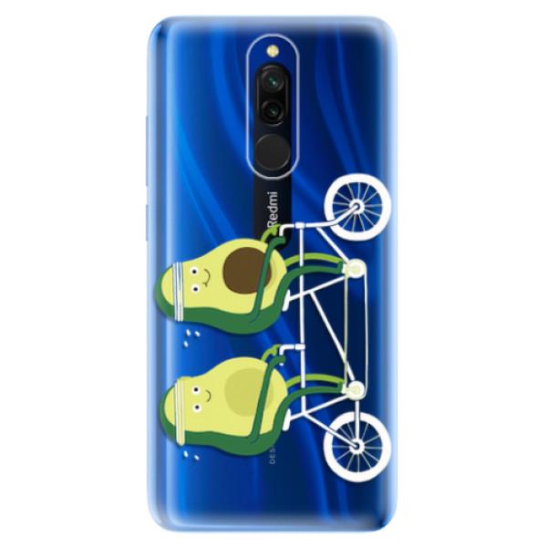 Odolné silikonové pouzdro iSaprio - Avocado - Xiaomi Redmi 8