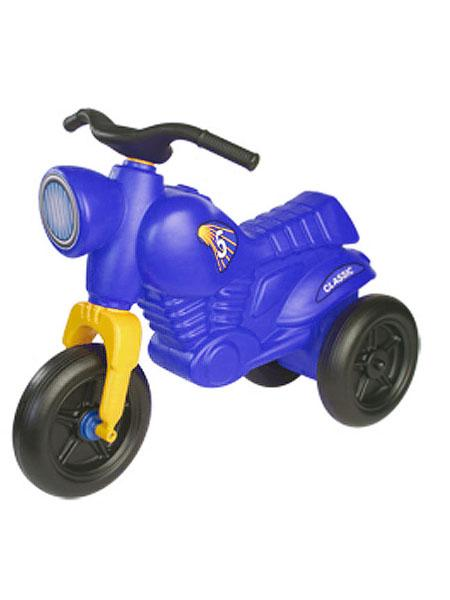 Odrážedlo Maxi Motor - modrá