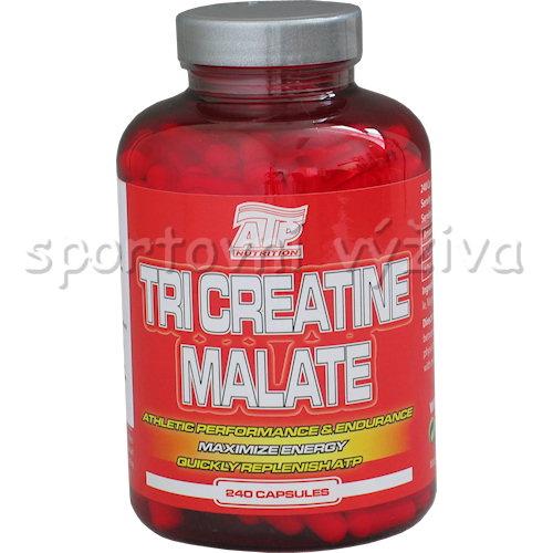 Tri Creatine Malate 240 kapslí