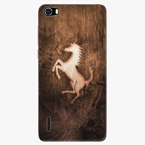 Plastový kryt iSaprio - Vintage Horse - Huawei Honor 6