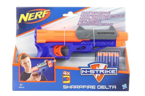 Nerf Sharpfire Delta