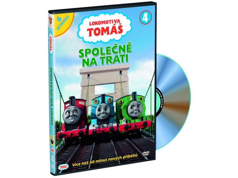 DVD4 Společně na trati
