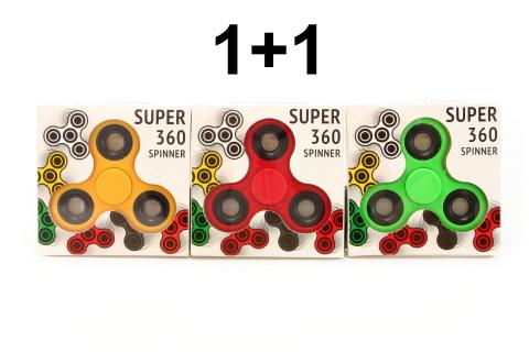 AKCE 1+1 - Spinner