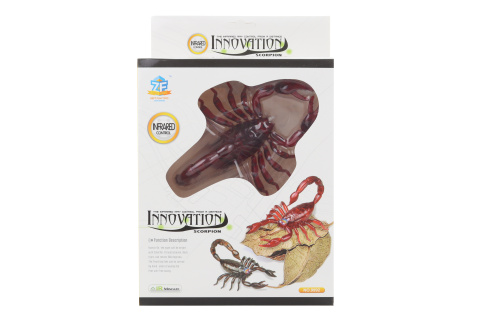 Škorpion na dálkové ovládání
