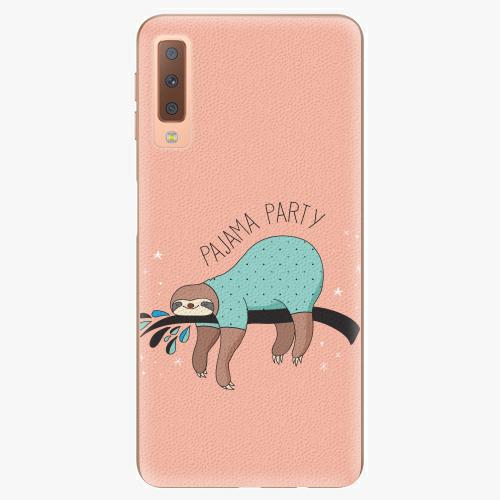 Plastový kryt iSaprio - Pajama Party - Samsung Galaxy A7 (2018)
