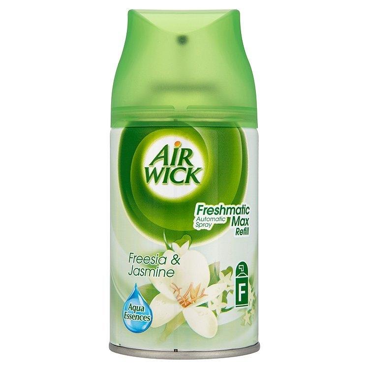 Airwick Freshmatic Max Náplň do osvěžovače vzduchu - bílé květy 250 ml