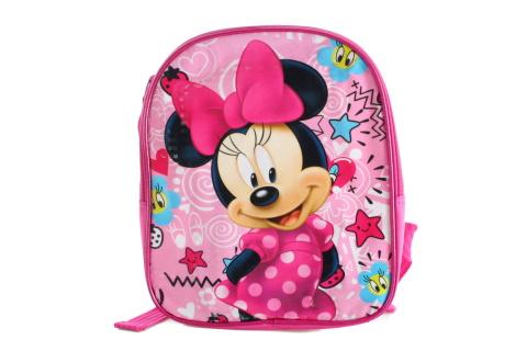 Batoh Minnie růžový