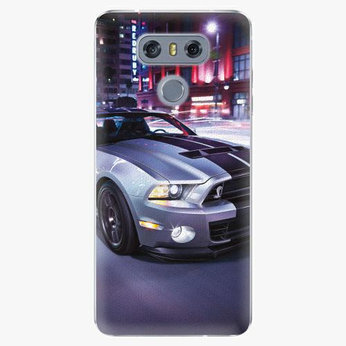 Plastový kryt iSaprio - Mustang - LG G6 (H870)