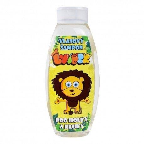 Vlasový šampon LVÍČEK, 500ml