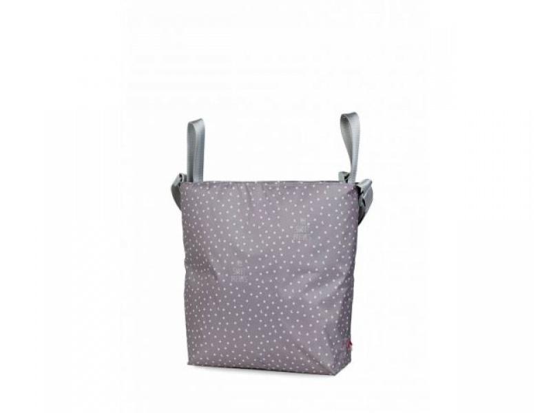 My Bags - Taška na kočárek Sweet Dreams Grey