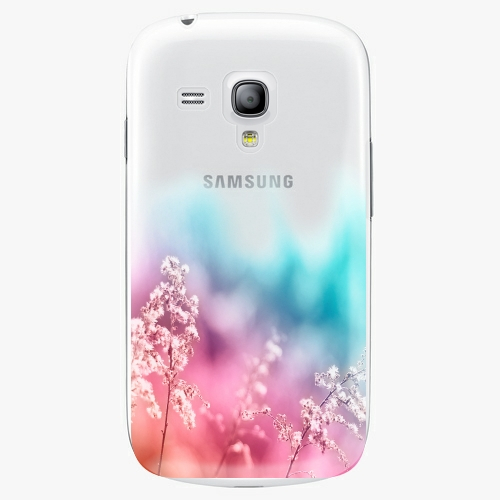 Plastový kryt iSaprio - Rainbow Grass - Samsung Galaxy S3 Mini