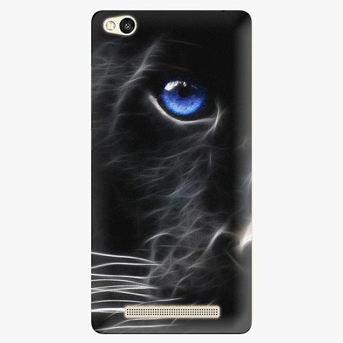 Plastový kryt iSaprio - Black Puma - Xiaomi Redmi 3