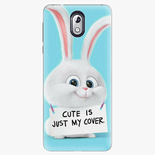 Plastový kryt iSaprio - My Cover - Nokia 3.1