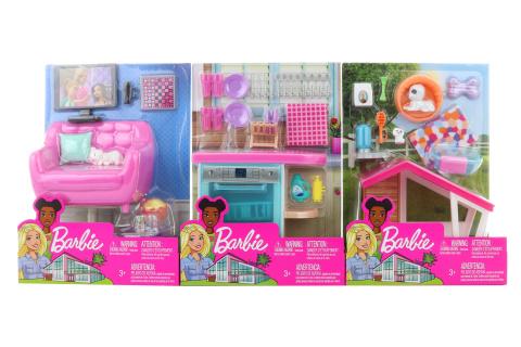 Barbie Nábytek FXG33