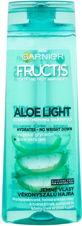 Fructis Aloe Light šampon 400 ml