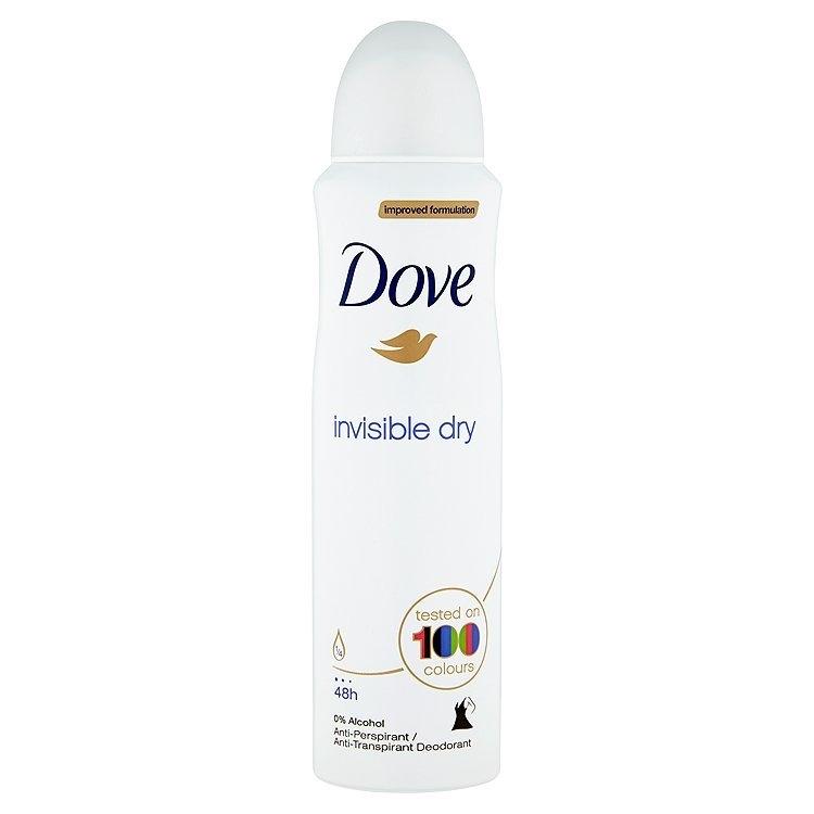 Invisible Dry antiperspirant sprej 150 ml