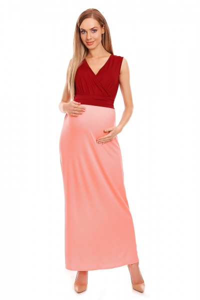 Be MaaMaa Těhotenské letní šaty