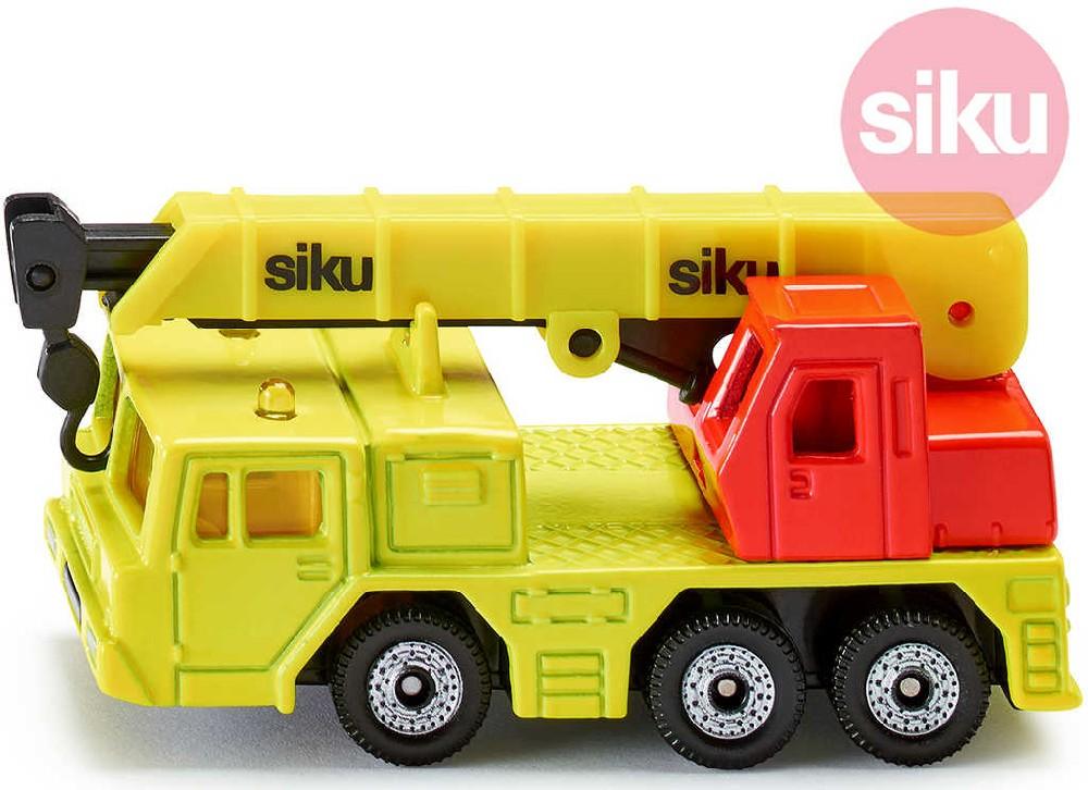 SIKU Autojeřáb hydraulický kovový 1326