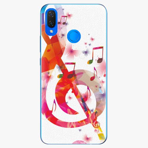 Plastový kryt iSaprio - Love Music - Huawei Nova 3i