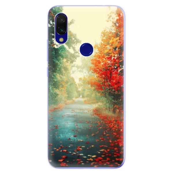 Odolné silikonové pouzdro iSaprio - Autumn 03 - Xiaomi Redmi 7