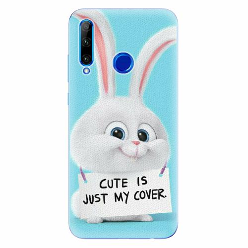 Silikonové pouzdro iSaprio - My Cover - Huawei Honor 20 Lite