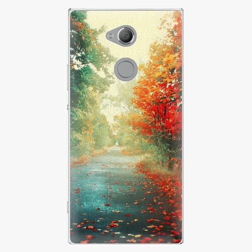 Plastový kryt iSaprio - Autumn 03 - Sony Xperia XA2 Ultra