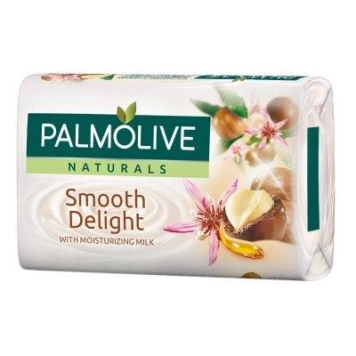 Naturals Smooth delight mýdlo s makadamovým olejem a výtažkem z kakaa 90 g