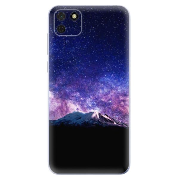 Odolné silikonové pouzdro iSaprio - Milky Way - Huawei Y5p