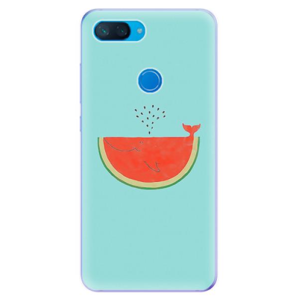 Odolné silikonové pouzdro iSaprio - Melon - Xiaomi Mi 8 Lite