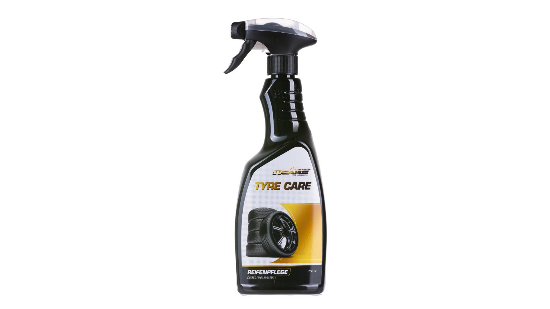 4CARS Tire cleaner - 750ml/pump