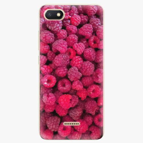 Plastový kryt iSaprio - Raspberry - Xiaomi Redmi 6A
