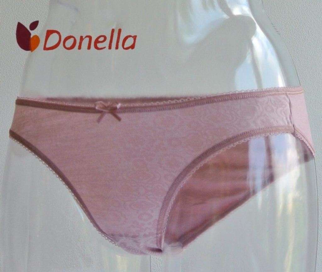Dámské kalhotky DONELLA Milada starorůžová