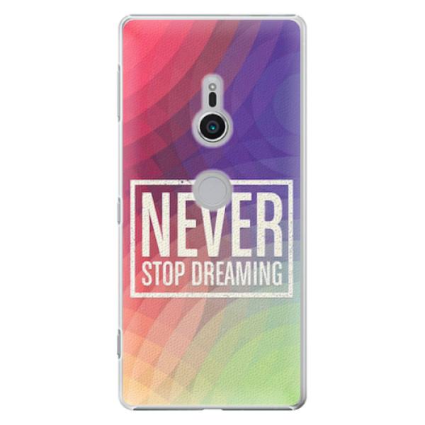Plastové pouzdro iSaprio - Dreaming - Sony Xperia XZ2