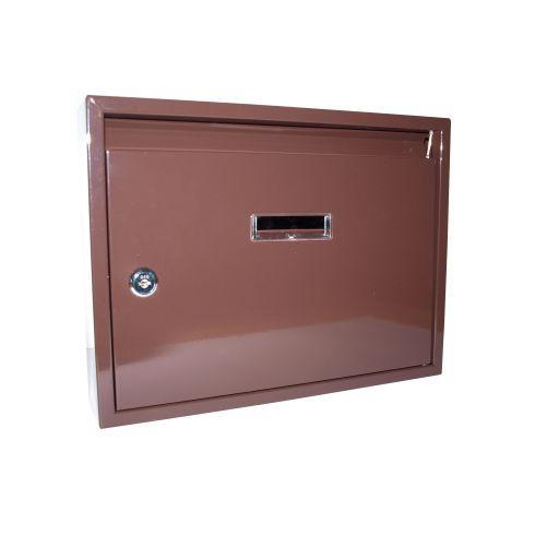 Schránka poštovní paneláková 325x240x60mm HN bez děr